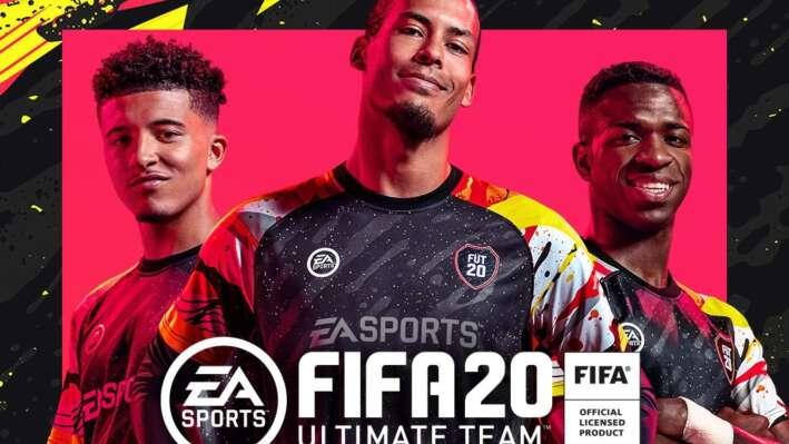 Чарт EMEAA: FIFA 20 снова на коне, а GTA V в тройке лидеров