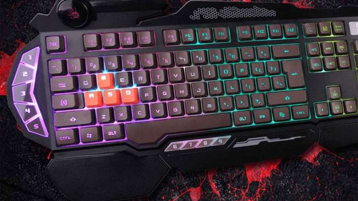 Обзор клавиатуры A4Tech Bloody B314