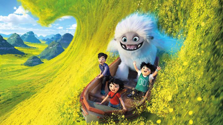 Abominable — обзор мультфильма