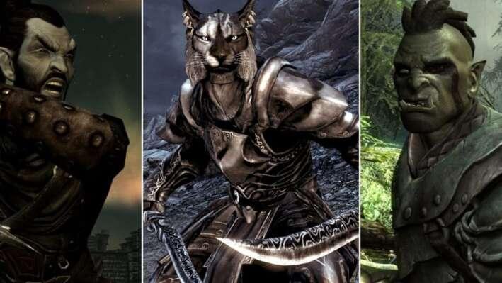 Как выбрать расу в Skyrim по знаку зодиака