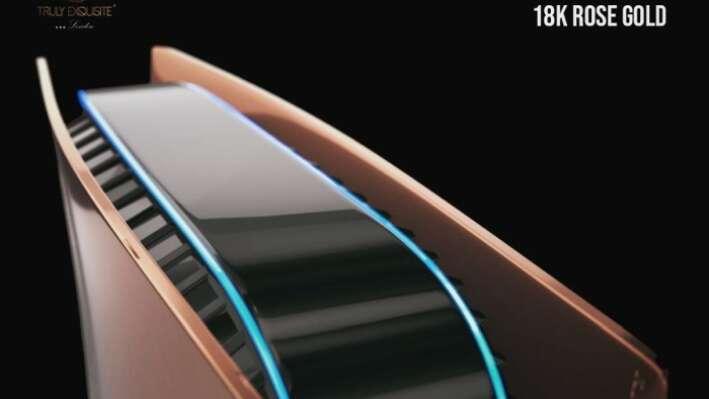 Анонсирован сбор предзаказов на золотые PlayStation 5