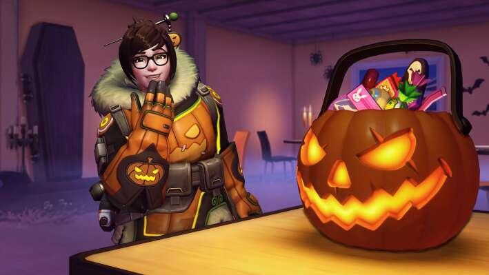 «Зомниксы», «Доктор Крысенштейн» и Ведьмы снова посетят Overwatch на Halloween