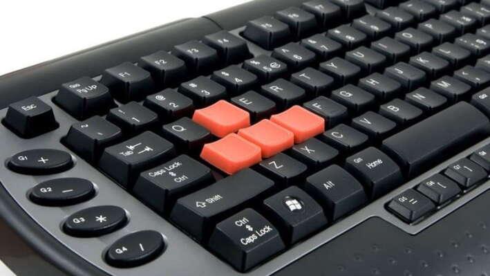 Обзор клавиатуры A4Tech X7 G800V