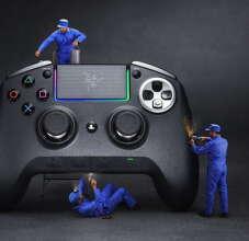 Новые беспроводные контроллеры для PS4 от Razer