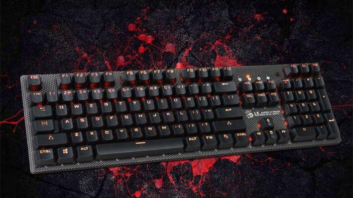 Обзор клавиатуры A4Tech Bloody B800