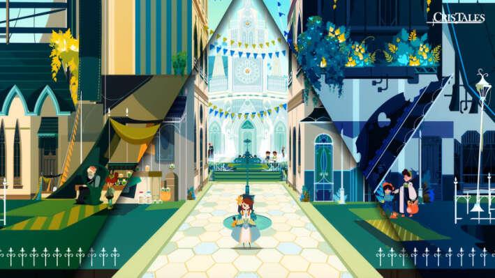 Авторы Cris Tales показали игровой процесс