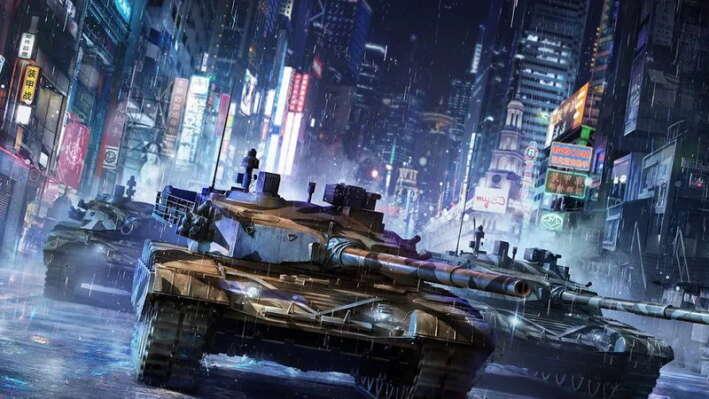 Анонс Armored Warfare на PlayStation 4
