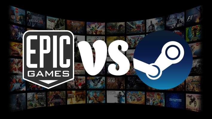 Steam с EGS в противостоянии PlayStation Store