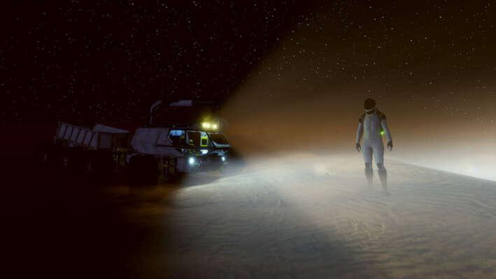 Occupy Mars: Prologue выпустили в Steam