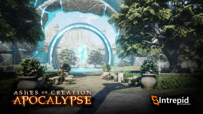 Разработчик Ashes of Creation рассказал об особенностях игры