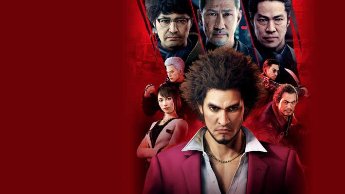 Первые кадры новой Yakuza: Like a Dragon