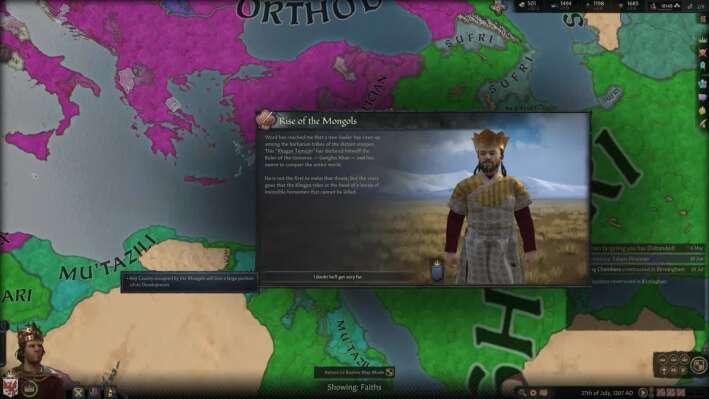 Кому достается наследство в Crusader Kings 3