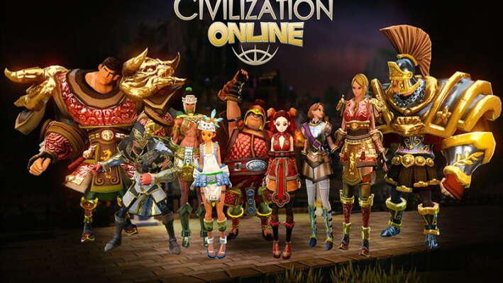 Релиз Civilization Online: Origin состоится в августе!