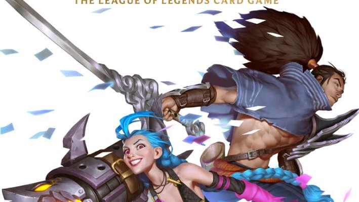 Новинка от Riot Games — карточная игра Legends of Runeterra и ее особенности