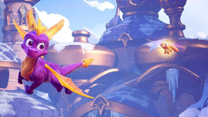 Всё, как в детстве: обзор Spyro Reignited Trilogy
