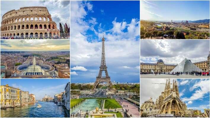 Тест: Как хорошо вы знаете Европу?