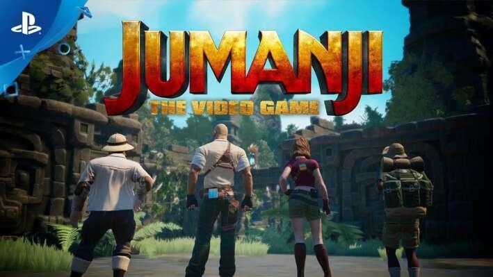 Подробности видеоигры «Jumanji: The Video Game»