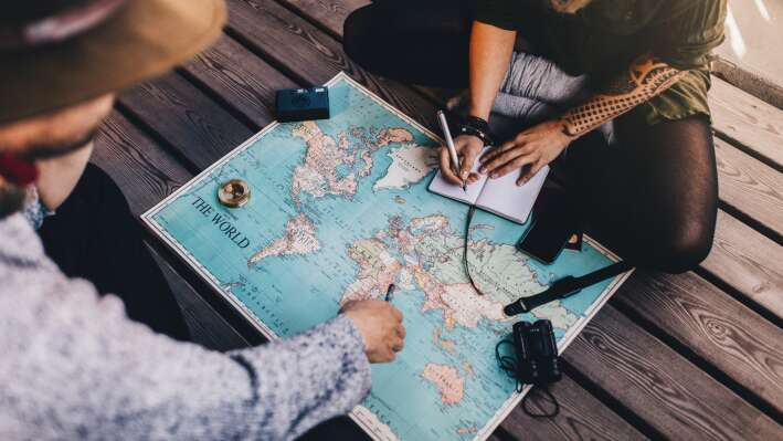 Тест: Какой ты путешественник?