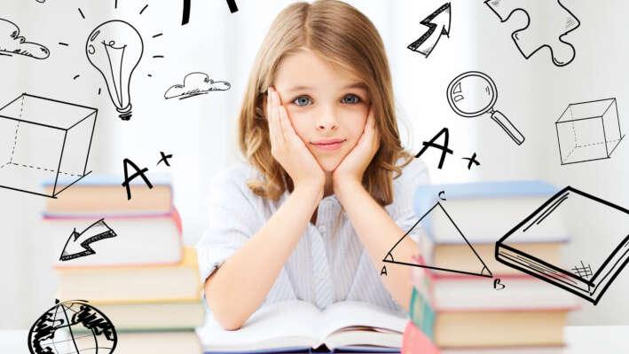 Тест на школьные знания