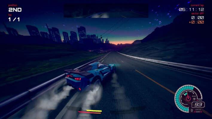 Inertial Drift: уже состоялся релиз