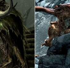 Существа из Skyrim по знакам зодиака
