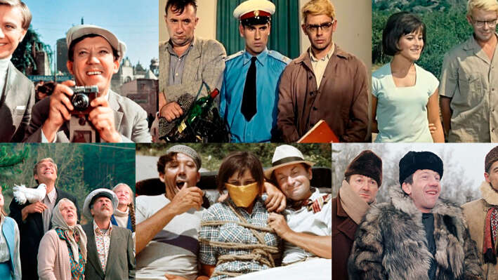 Тест: сможешь ли ты сказать, из каких советских фильмов эти цитаты?
