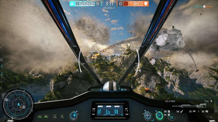В Steam вышла демоверсия авиашутера Comanche