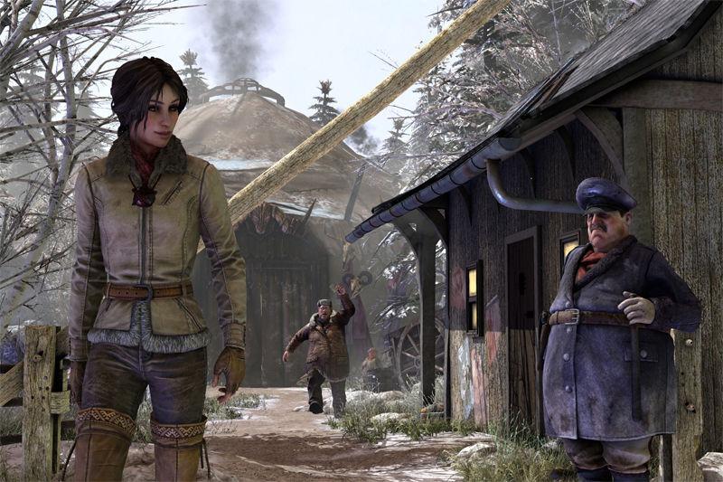 «Сибири 3» официальный трейлер и дату выхода игры