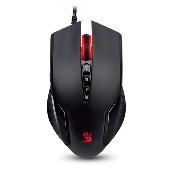 Игровая мышь A4Tech Bloody V5 Black