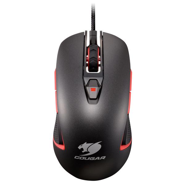Игровая мышь Cougar 400M Iron Gray