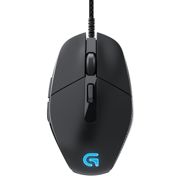 Игровая мышь Logitech G303 Daedalus Apex