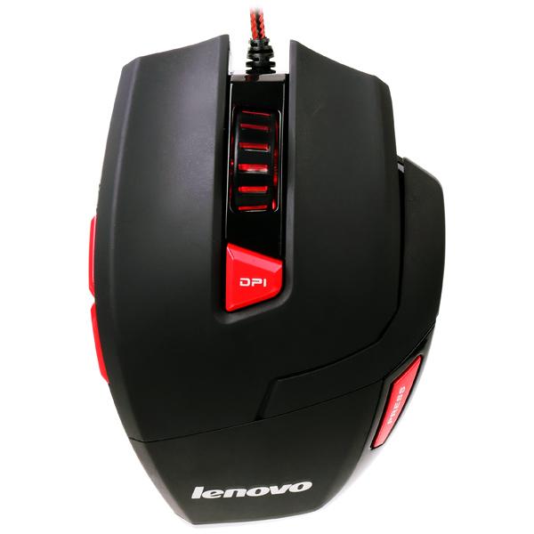Игровая мышь Lenovo M600