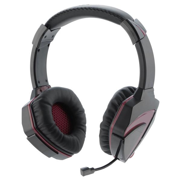 Игровые наушники A4Tech Bloody G500 Black + Red