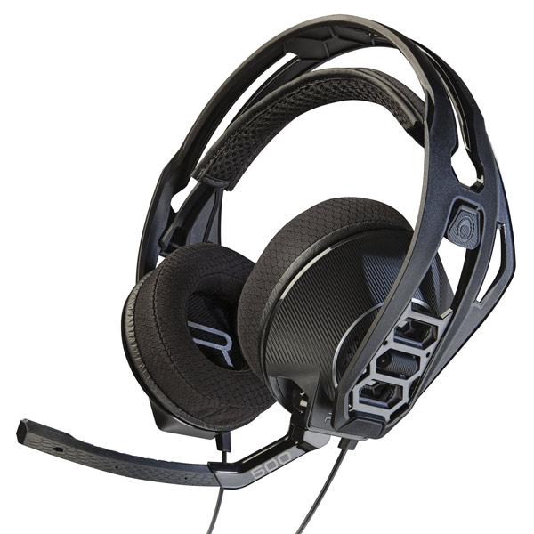 Игровые наушники Plantronics Rig 500 Black