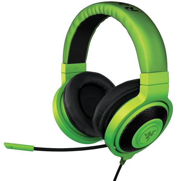 Игровые наушники Razer Kraken Pro 2015 Green