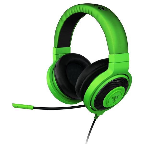 Игровые наушники Razer Kraken Pro Green