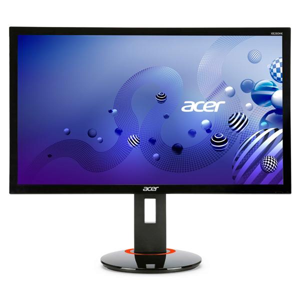 Монитор игровой Acer XB280HKbprz Black
