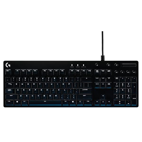 Игровая клавиатура Logitech G610 Orion Brown