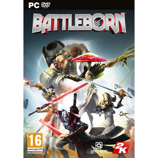 Battleborn для ПК