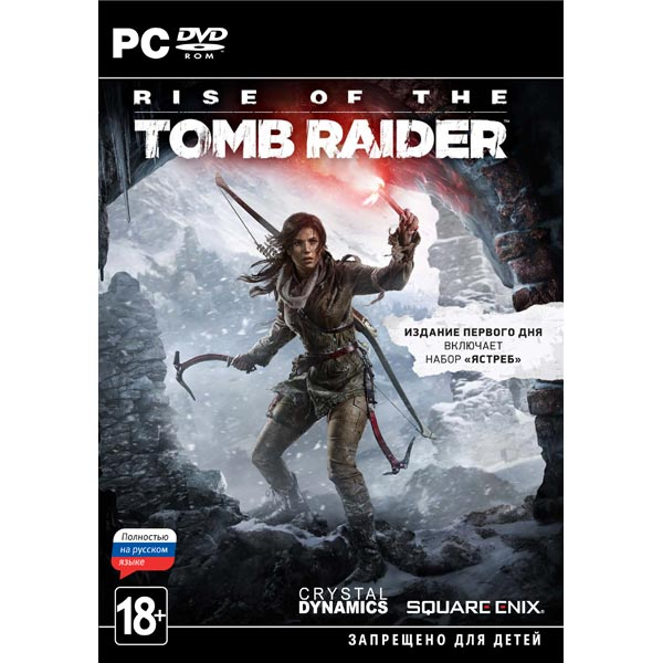 Rise of the TOMB RAIDER для ПК