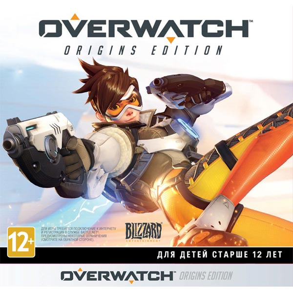 Overwatch: Origins Edition для ПК
