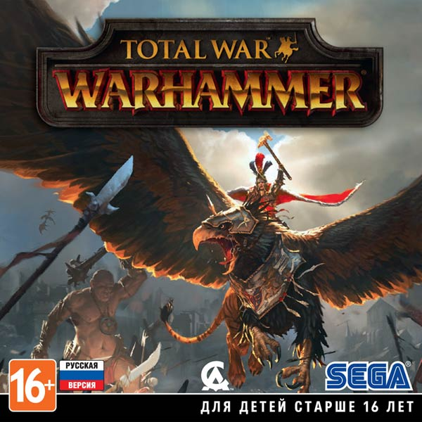 Total War: WARHAMMER для ПК