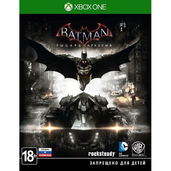 Batman: Рыцарь Аркхема для Xbox One