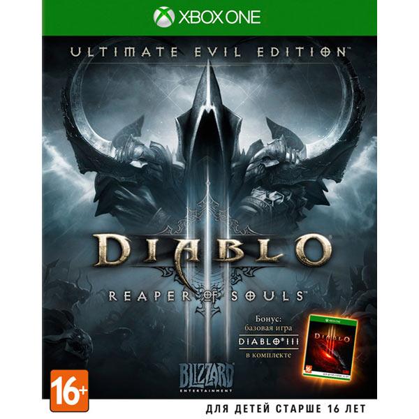 Diablo III: Reaper of Souls для Xbox One