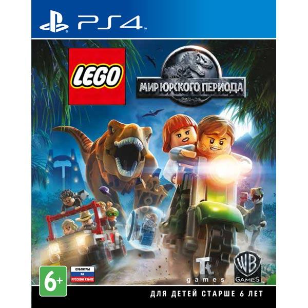 LEGO Мир Юрского Периода для PS4