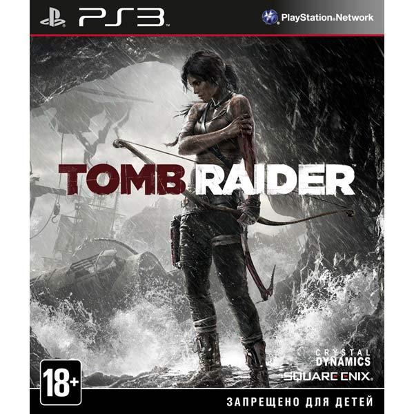 Tomb Raider для PS3