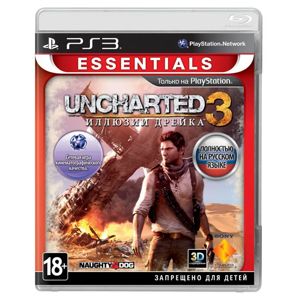 Uncharted 3 для PS3