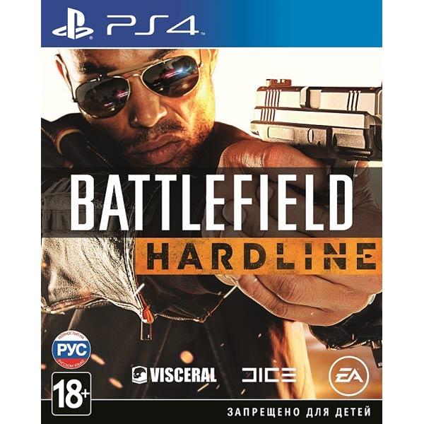 Battlefield Hardline для PS4