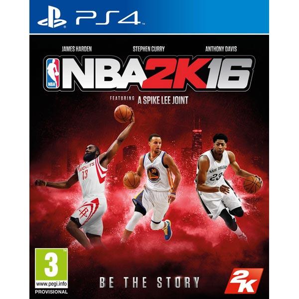 NBA 2K16 для PS4