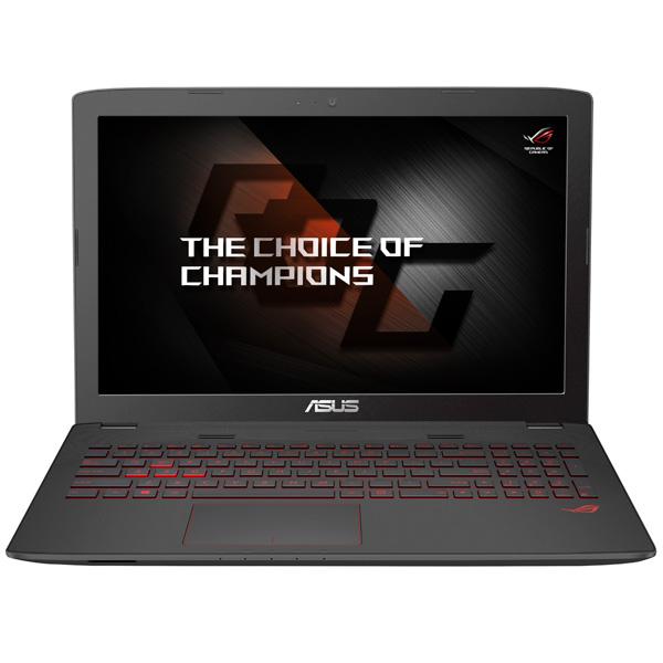 Ноутбук игровой ASUS GL752VW-T4356T
